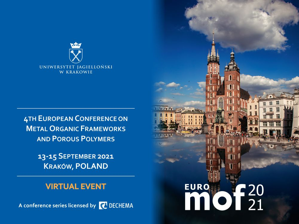 This is a teaser of the EURO MOF conference